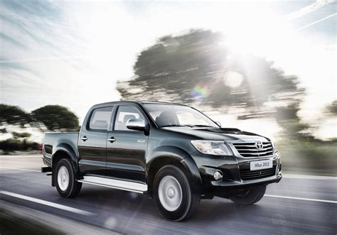 2018 Toyota Hilux Cars Specs