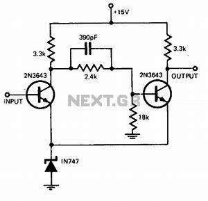 switching circuit page 3 other circuits nextgr With discrete transistors audio mixer