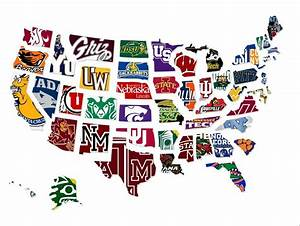 MAP: The Most Underrated College In Every State - Business