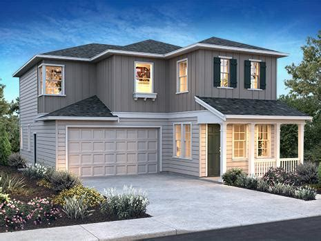 Beach House Plan 2 | The Dunes - Beach House | Shea Homes