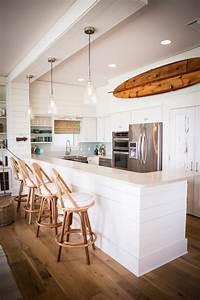 18, Fantastic, Coastal, Kitchen, Designs, For, Your, Beach, House, Or, Villa