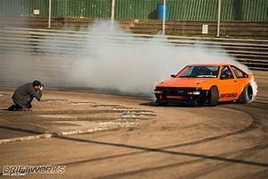 Awesome Driftworks Toyota Ae86 With An Ls3 V8  Video