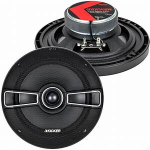 Kicker Car Speakers : kicker 41ksc54 ks series inch 2 way coaxial car speakers ~ Jslefanu.com Haus und Dekorationen