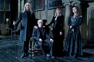 A Malfoy family portrait - Pottermore
