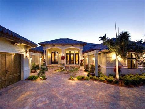 Mediterranean Model Homes Florida Luxury Mediterranean ...