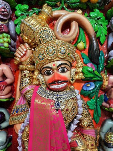 Pin on Hanumanji Salangpur (Vadtal Swaminarayan Gadi)