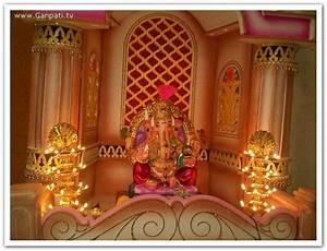 145 best Ganapati Decoration images on Pinterest