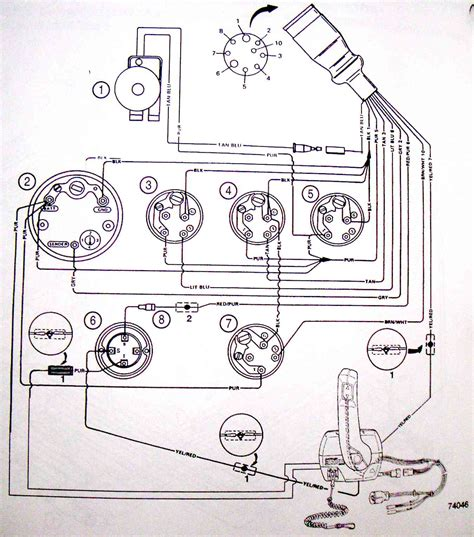 Wiring Boat Gauges Diagram by Michael S Tractors Simplicity And Allis Chalmers Garden