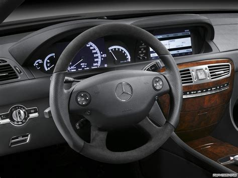 Image 25 Of 50 Brabus Cl Class C216 Photos Photogallery With