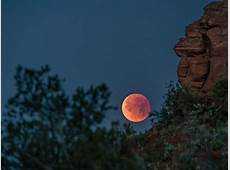 By the light of the Super Blue Blood Moon The Verde