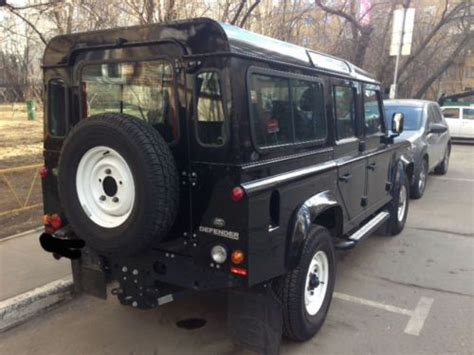 find   land rover defender  mint condition
