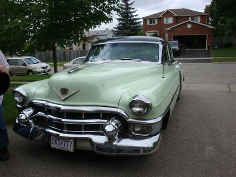 1953 Cadillac Series 62 Forsale