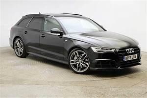 Used 2017 Audi A6 AVANT TDI QUATTRO S LINE BLACK EDITION ...
