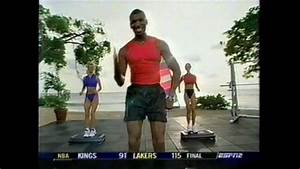 Classic Bodyshaping - Step Touch - YouTube
