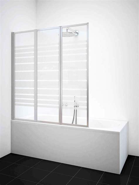 vetro vasca doccia parete vasca cristallo 4 mm 130x140h box doccia bivita