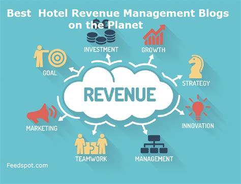 top  hotel revenue management blogs websites