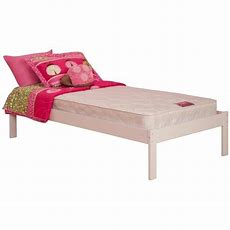 Atlantic Furniture Concord Platform Bed With Open Foot