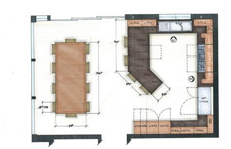kitchen island floor plans kitchen of my dreams kitchen floor plans island