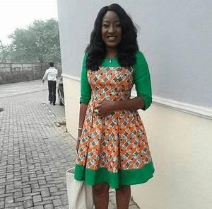 Tenue Femme Pour Bapteme : 50 tenues en pagne pour hommes femmes et enfants fashion african dress african fashion ~ Melissatoandfro.com Idées de Décoration