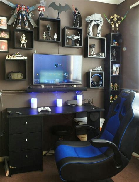 15 Game Room Ideas You Did Not Know About Gaming Setup