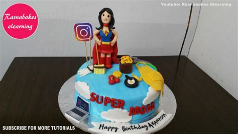 Birthday cake ideas kids party space. 30th birthday cakes for female in 2020   Happy birthday mom cake, Birthday cake for mom, Mom cake