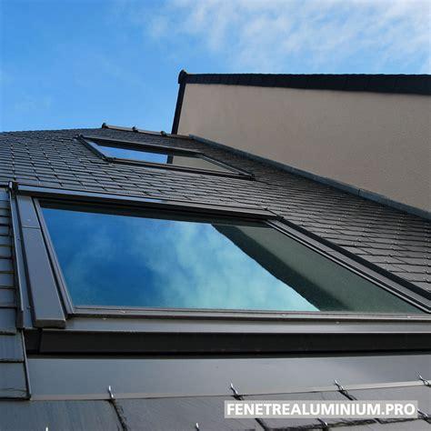 fenetre aluminium sur mesure fenetre de toit coulissante id 233 es d 233 coration id 233 es