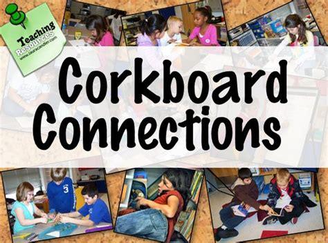 483 Best Corkboard Connections Blog Images On Pinterest  Teacher Stuff, Teaching Ideas And