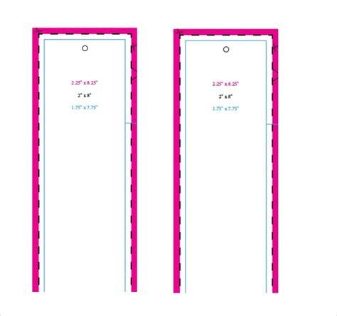 bookmark templates   psd documents