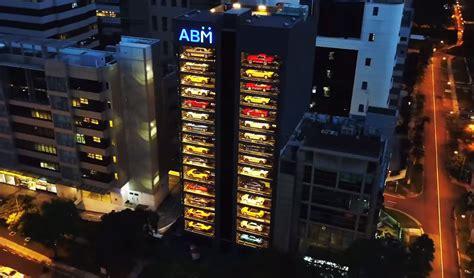 pagani dealership supercar vending machine opens up serves up ferraris