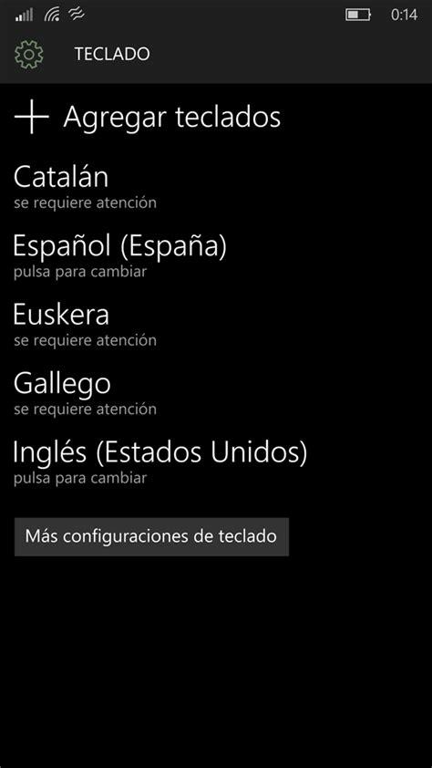 add  keyboard languages  windows mobile  lumia microsoft community