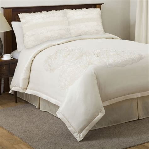lush decor la sposa ivory 4 piece king cal king size