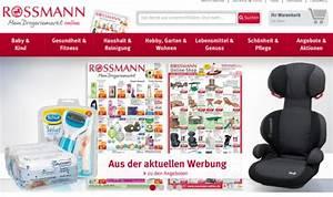 Rossmann Online Fotos : rossmann online shop e commerce f r entscheider ~ Eleganceandgraceweddings.com Haus und Dekorationen