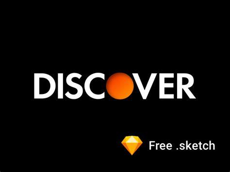 Discover Logo Vector Sketch Freebie - Download Sketch ...