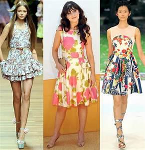 FASHION TREND: Floral Print Dresses