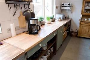 Küche Vintage Style : k che im vintage style ~ A.2002-acura-tl-radio.info Haus und Dekorationen