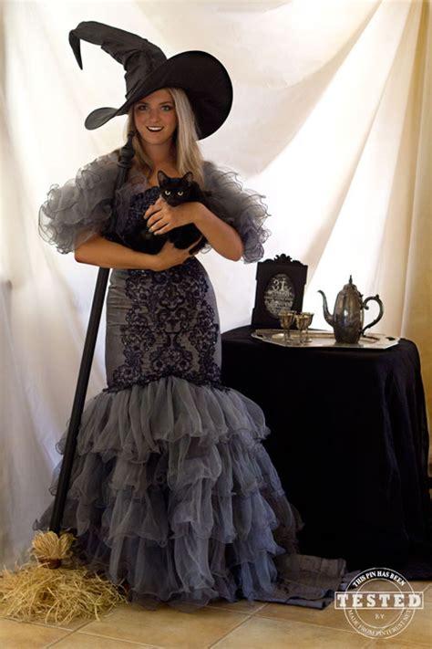 halloween costume wicked witch tgif this grandma is fun