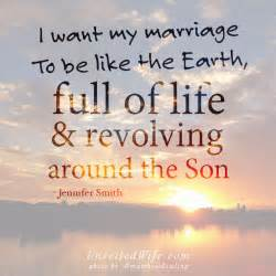 my big wedding quotes i want my marriage to be like the earth