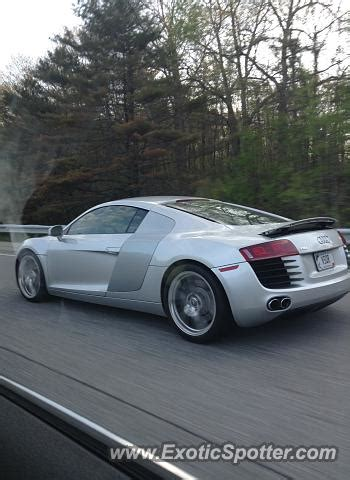 Audi R8 Spotted In Portland, Maine On 03172013