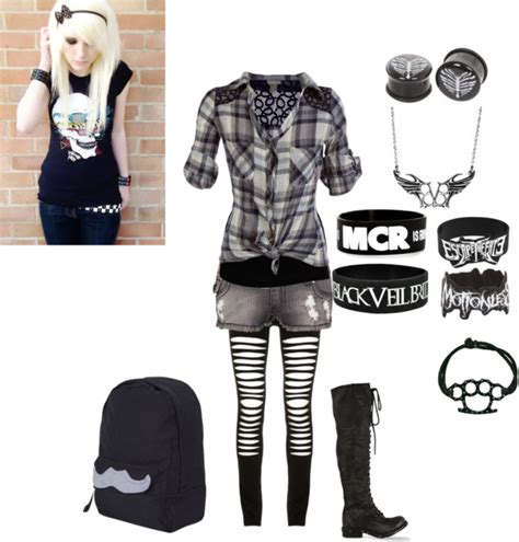 Untitled #116 | Alternative style Emo and Rockers