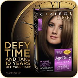 Amazon.com: Clairol Age Defy Expert Collection, 6A Light