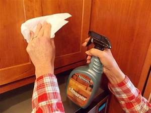Wood Laminate Cabinets Cleanliness Tips for Gleaming
