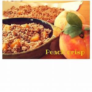 Best 25+ Healthy peach crisp ideas on Pinterest | Peach ...
