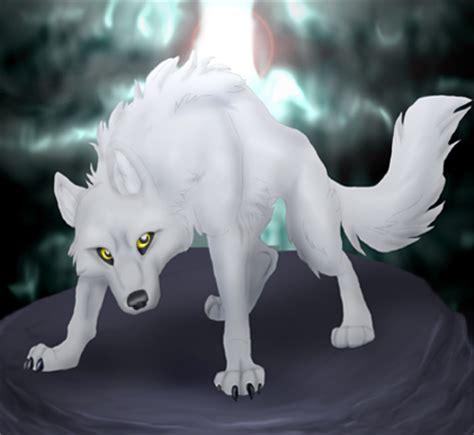 white wolf by xicecoldwolfx on deviantart