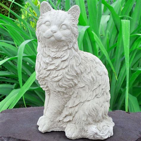 concrete garden statues animals home outdoor decoration