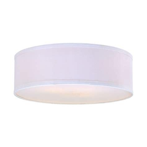 linen drum l shade white linen drum l shade sh7492dif destination lighting