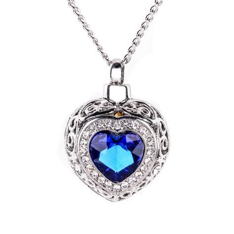 Cremation jewelry necklaces - beautifulearthja.com