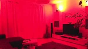 Lampe Philips Living Colors : philips living color 3 lamps 2 gen demo test german youtube ~ Dailycaller-alerts.com Idées de Décoration