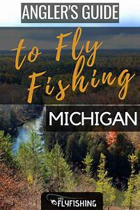 Fly Fishing In Michigan  An Angler U0026 39 S Guide