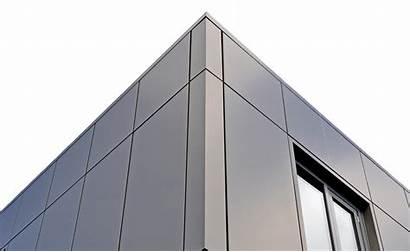 Facade Alucobond Cladding Habillage Panels Acm Maroc