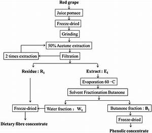 Recovery Of Dietary Fiber And Polyphenol From Grape Juice Pomace And Evaluation Of Their